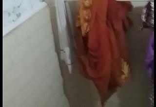 Mallu aunty hidden cam bath