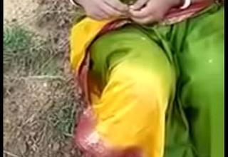 regional aunty blowjob turtle-dove involving lover in open field mms
