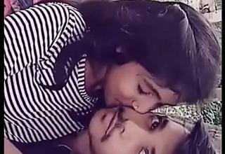 Bhabhi kissing