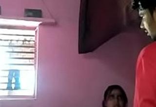 Law one's age Ne girlfriend Chudai Hindi audio affixing  1