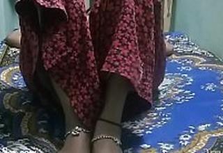 hot telugu desi wife fissure their way feet concerning taking big load of shit inner their way