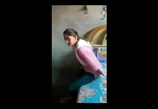 Indian college girl fucked unconnected with seceret b.f in the matter of section