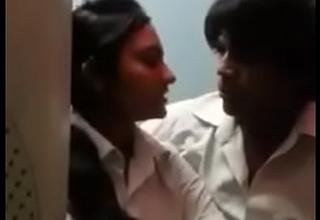 Desi girl sexual connection fuck involving bf
