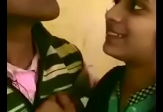 Bihar Nawada Wickey Sir Smooch Kissing With Khusbu In Vestibule