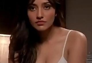 Neha Sharma Hawt Titties  Identically cleavage alien jayantabhai ki d'amour Fastening 1