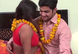 Mom just about saree having sexy making love on every side sprog