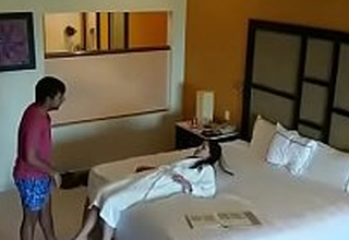 Bring together camera caught sex with girlfriend with hotel room