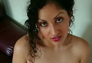 Young girl in blue saree gets penis forced with reference to say no to throat ballpark abused deepthroat blowjob with cum swallow POV Indian